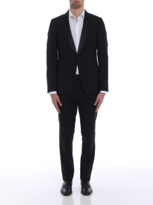 Z Zegna: dinner suits online - Turati wool tuxedo