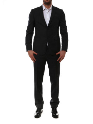 Z Zegna: formal suits online - Prince of Wales formal suit