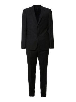 Z Zegna: formal suits - Prince of Wales formal suit