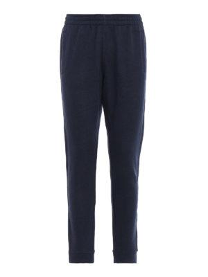 Z ZEGNA: pantaloni sport - Classici pantaloni della tuta