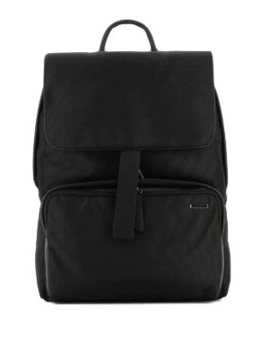 Zanellato: backpacks - Fabric flap backpack