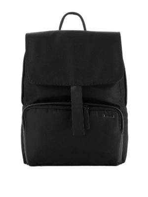 Zanellato: backpacks - Ildo Dollarone black backpack