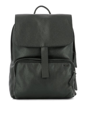 Zanellato: backpacks - Ildo Dollarone leather backpack