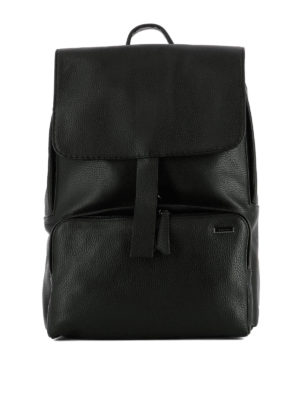 Zanellato: backpacks - Ildo grain leather backpack