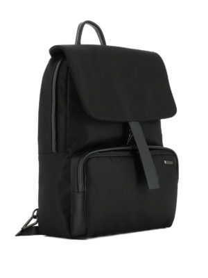 Zanellato: backpacks online - Ildo Dollarone black backpack