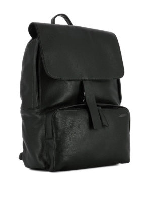 Zanellato: backpacks online - Ildo grain leather backpack