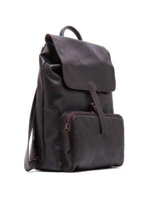 Zanellato: backpacks online - Ildo Tholos leather backpack