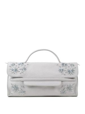 Zanellato: bowling bags - Light grey Nina M-Deruta Pura