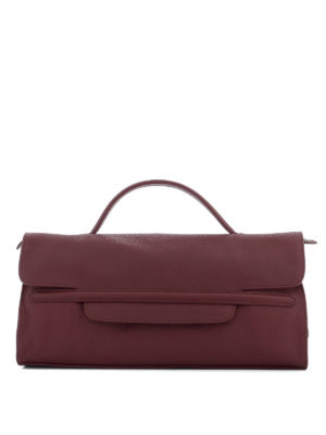 Zanellato: bowling bags - Nina M Cashmere Pura bag