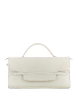 Zanellato: bowling bags - Nina S Laterza white bag