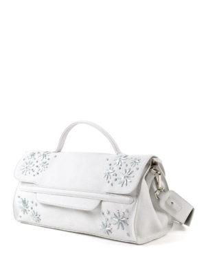 Zanellato: bowling bags online - Light grey Nina M-Deruta Pura