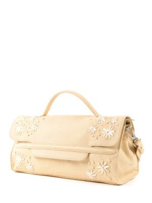 Zanellato: bowling bags online - Light yellow Nina M-Deruta Pura