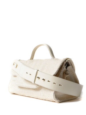 Zanellato: bowling bags online - Nina-Faenza small handbag