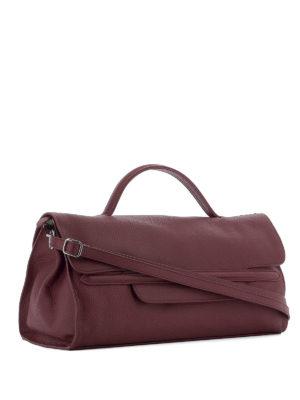 Zanellato: bowling bags online - Nina M Cashmere Pura bag