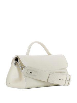 Zanellato: bowling bags online - Nina S Laterza white bag