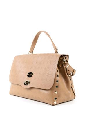 Zanellato: bowling bags online - Nutmeg Astro medium Postina bag