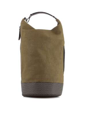 Zanellato: Bucket bags - Ada L Bayamo saddle bag