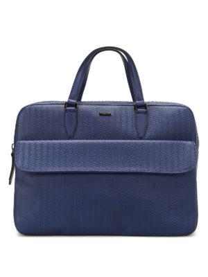 Zanellato: laptop bags & briefcases - Fredo Cachemire Blandine satchel
