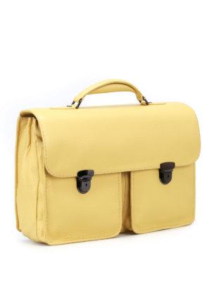 Zanellato: laptop bags & briefcases online - Almirante Dollarone briefcase