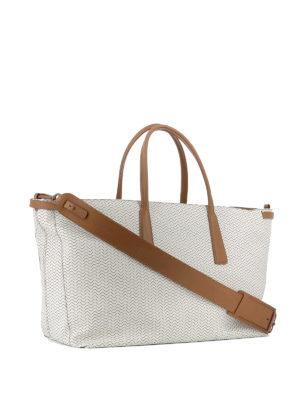 ZANELLATO: shopper online - Shopper Duo L Blandine pergamena