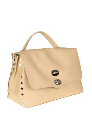 ZANELLATO: shopper online - Borsa Postina M Original Silk