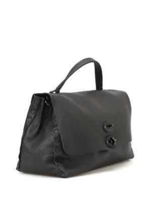 Zanellato: shoulder bags online - Postina M+ Cachemire Pura etna bag
