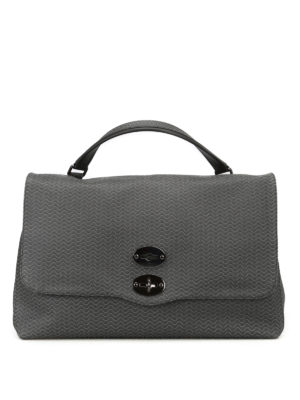 Zanellato: shoulder bags - Postina L Dollarone vulcano bag