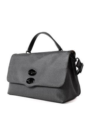 Zanellato: totes bags online - Postina Blandine leather satchel