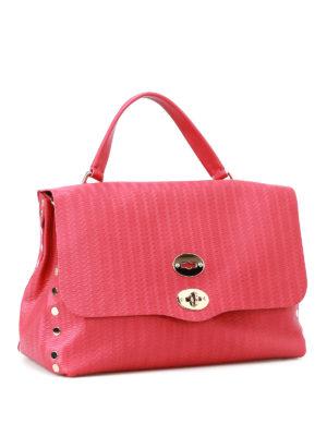 Zanellato: totes bags online - Postina Cashmere Blandine M