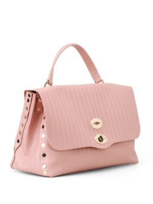 Zanellato: totes bags online - Postina Cashmere Blandine medium