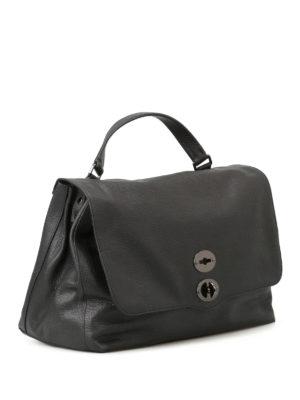 Zanellato: totes bags online - Postina L Curturo leather bag
