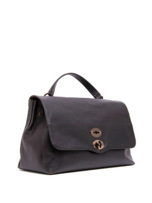 Zanellato: totes bags online - Postina L Tholos leather bag