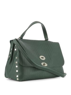 Zanellato: totes bags online - Postina M Cachemire Blandine bag