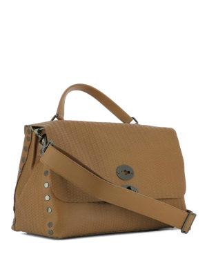 Zanellato: totes bags online - Postina M+ Cachemire Blandine cuba
