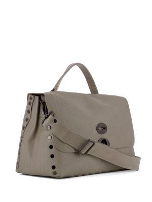 Zanellato: totes bags online - Postina M+ Cachemire Blandine tote