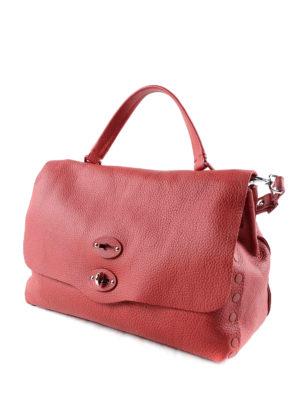 Zanellato: totes bags online - Postina M Cachemire Pura