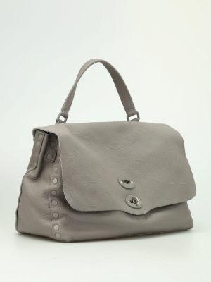 Zanellato: totes bags online - Postina M Cashmere Pura