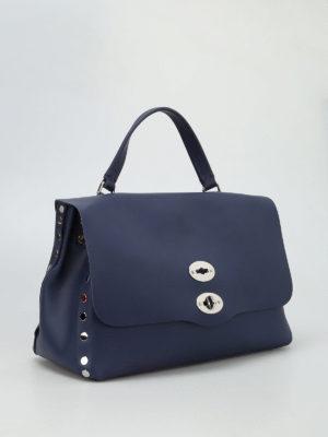 Zanellato: totes bags online - Postina M Original Silk bag