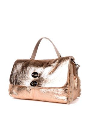 Zanellato: totes bags online - Postina M Selvaggia leather tote
