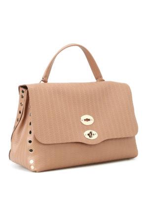 Zanellato: totes bags online - Postina medium Cashmere Blandine