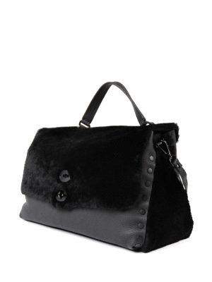 Zanellato: totes bags online - Postina Pura Soave large tote