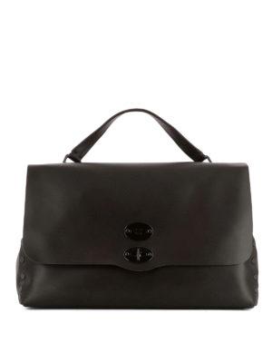 Zanellato: totes bags - Original Silk Postina L moretto bag