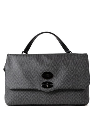 Zanellato: totes bags - Postina Blandine leather satchel