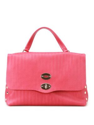 Zanellato: totes bags - Postina Cashmere Blandine M