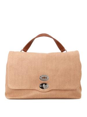 Zanellato: totes bags - Postina L Cesto canvas bag