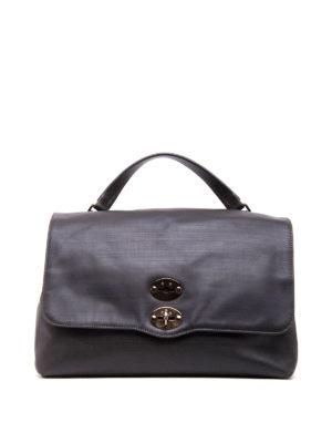 Zanellato: totes bags - Postina L Tholos leather bag