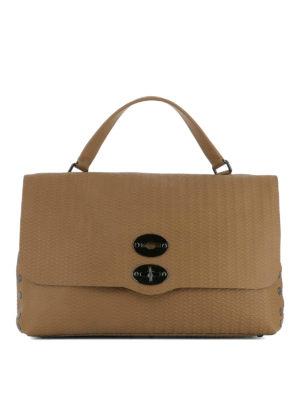 Zanellato: totes bags - Postina M+ Cachemire Blandine cuba