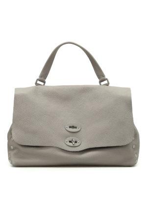 Zanellato: totes bags - Postina M Cashmere Pura