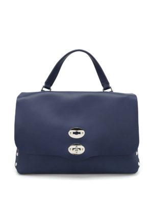 Zanellato: totes bags - Postina M Original Silk bag