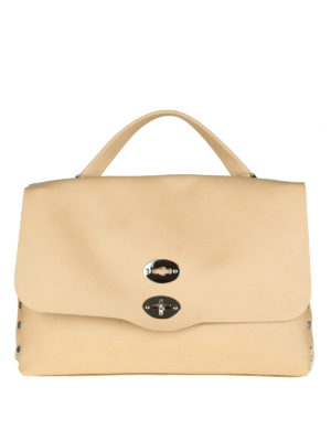 ZANELLATO: shopper - Borsa Postina M Original Silk